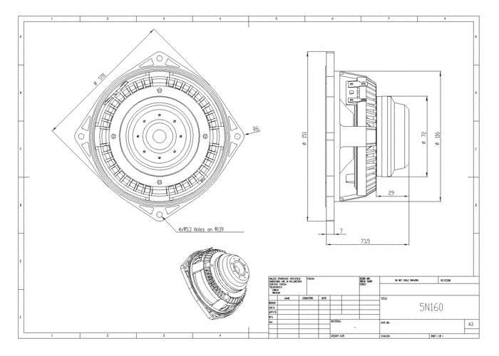 bms_5n160_drawing_2d_neodymium_cone_driver